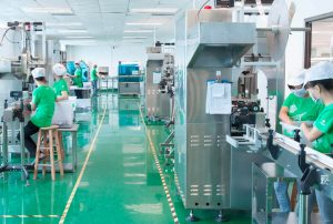 OEM e-liquid manufacture Dekang